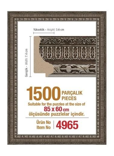 Heidi 1500 Parçalık Puzzle Çerçevesi 60X85 Cm 4965-Educa